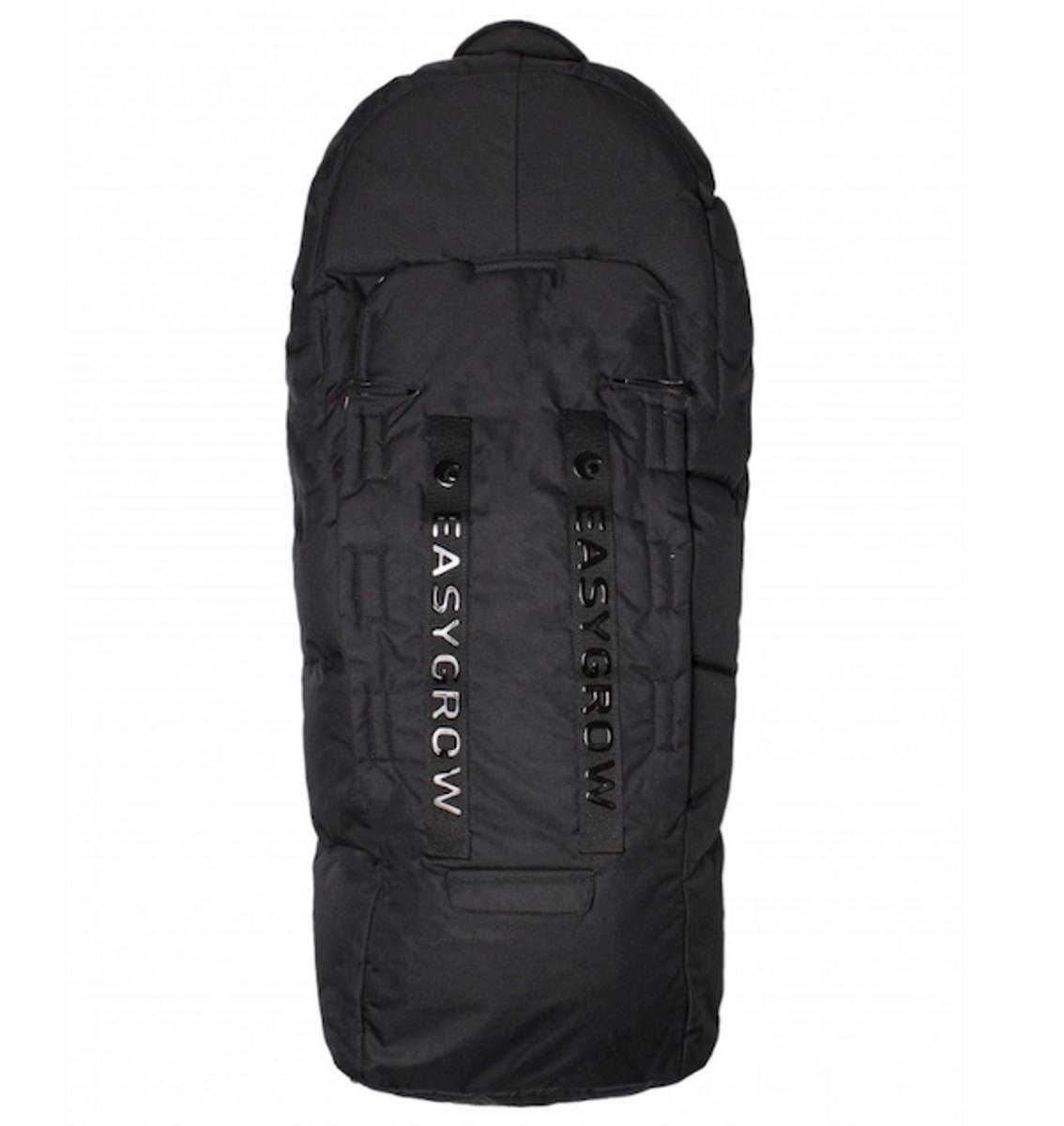 Easygrow Ferd Mini Bilstolpose | Black