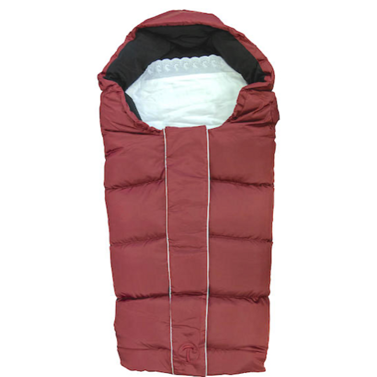 Troller Eskimo Vinterpose | Ruby Red