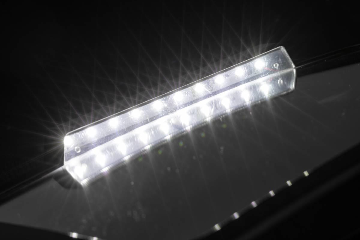 Fillikid bilspeil med LED lys